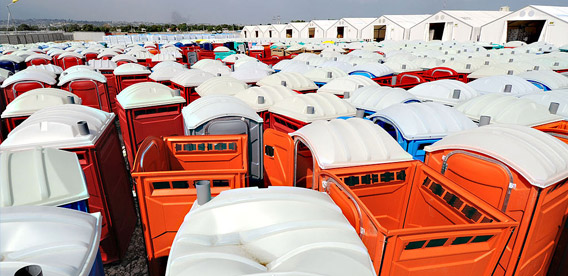 Champion Portable Toilets in Susanville,  CA